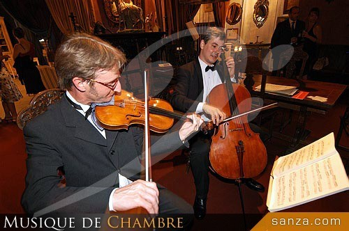 Duo Musique de Chambre   RueduSpectacle.com
