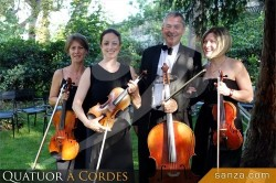 Quatuor à Cordes | RueduSpectacle.com