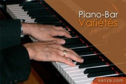 Pianiste Variétés | RueduSpectacle.com