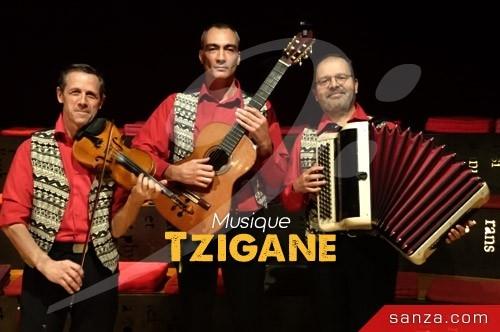 Musique Tzigane | RueduSpectacle.com