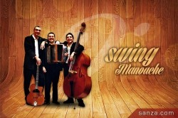 Jazz Manouche | RueduSpectacle.com