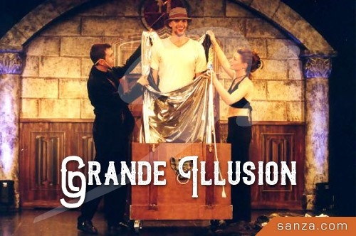 Magie Grande Illusion | RueduSpectacle.com