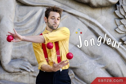 Jongleur | RueduSpectacle.com