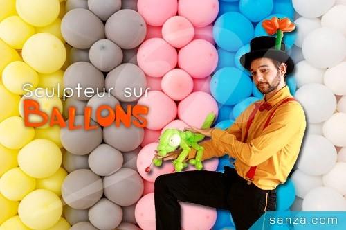Sculpteur sur Ballons | RueduSpectacle.com