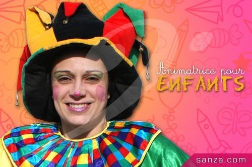 Animatrice pour Enfants | RueduSpectacle.com