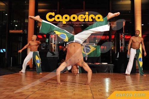 Danseurs de Capoeira | RueduSpectacle.com