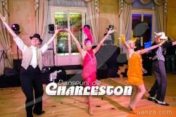 Danseurs de Charleston | RueduSpectacle.com