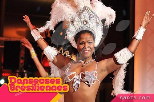 Danseuses Brésiliennes | RueduSpectacle.com